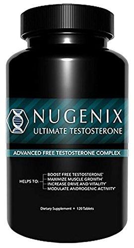Nugenix Ultimate Testosterone 120 Ct