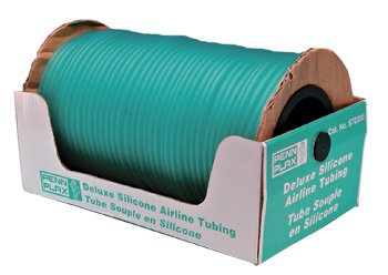 Penn Plax Deluxe Silicone 3/16 Flexible Airline Tubing for Aquariums by Penn Plax