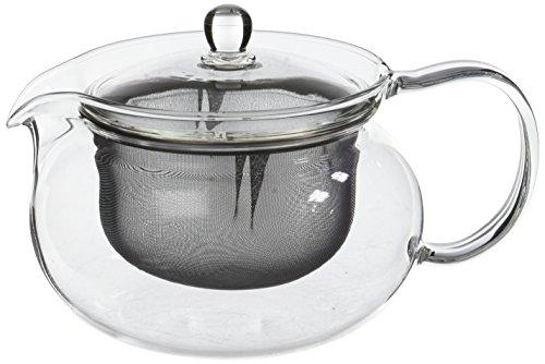 Hario Chacha Kyusu Maru Tea Pot (450ml)