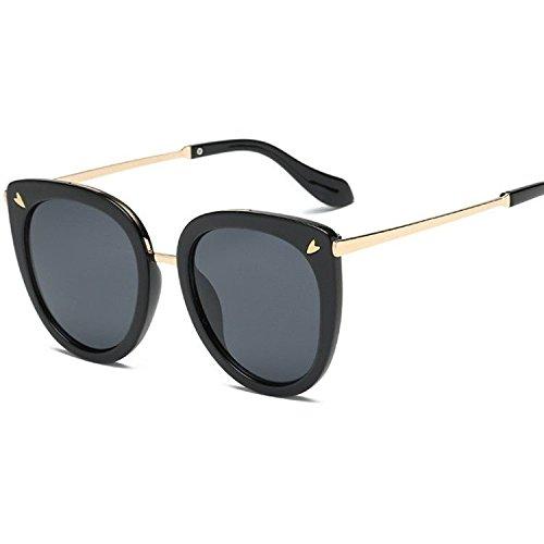 de y Pat Tendencia Hombre Brillante Gafas Axiba Street Gran de Sol Gafas de Regalos A creativos Color Sol Gafas Gran Sol Mujer UU8SBqwX