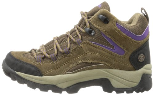 Pictures of Northside Womens Pioneer Mid Rise Leather Hiking 5