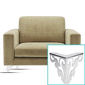 Fine Gimax 1Pc Sofa Leg Metal Furniture Corner Protector Modern Interior Design Ideas Gentotryabchikinfo