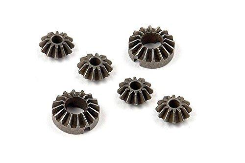 - XRAY Active Differential Steel Bevel & Satellite Gears (2+4)