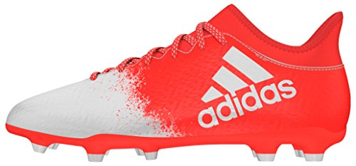 Red White Red Rot 3 W X Erwachsene adidas Ftwr Solar FG Unisex Solar 16 Fußballschuhe 7vTxwqB