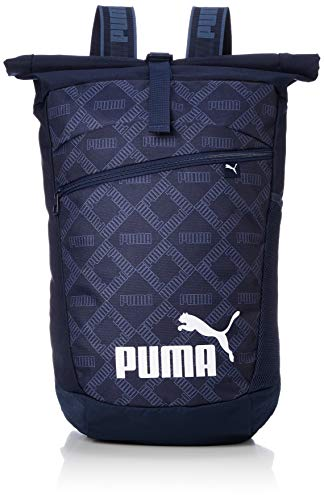 PUMA 0 Ltrs High-Risk Red/Peacoat School Backpack (7670602)