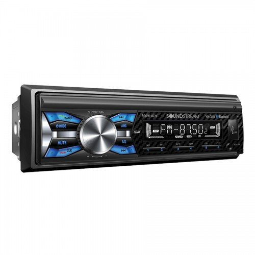 Soundstream VM-21B Single DIN Bluetooth Digital Media Receiver