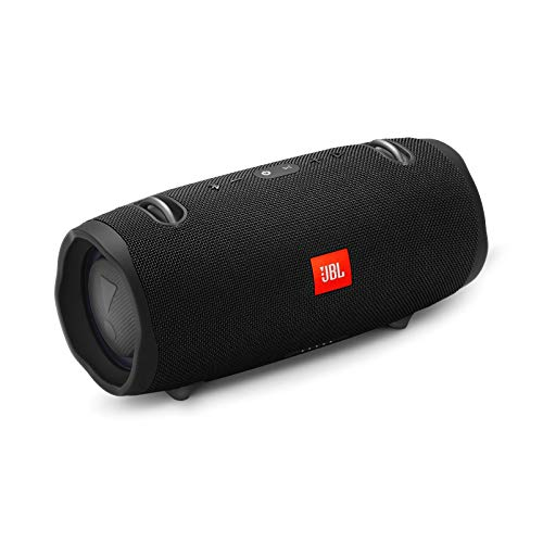 JBL Xtreme 2 Waterproof portable Bluetooth speaker - Black (Bluetooth Extreme Speaker)