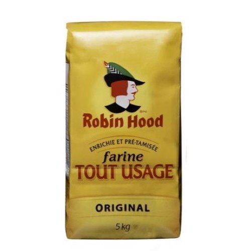 Robin Hood All Purpose Original Flour 5kg - Quality Robin Hood