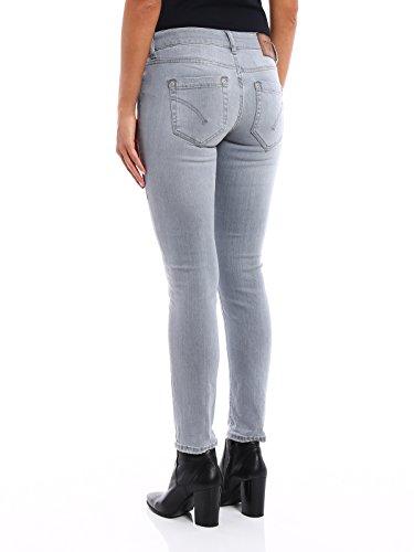 Cotone P692ds144dp82cpdh900 Dondup Grigio Jeans Donna axwatnq17