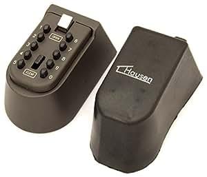 Hausen - Caja de seguridad de exterior para llaves