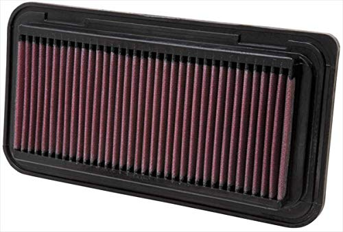 (K&N engine air filter, washable and reusable:  2005-2019 Toyota/Subaru/Scion H4 2.0 L (86, Gt 86, BRZ, FR-S) 33-2300)