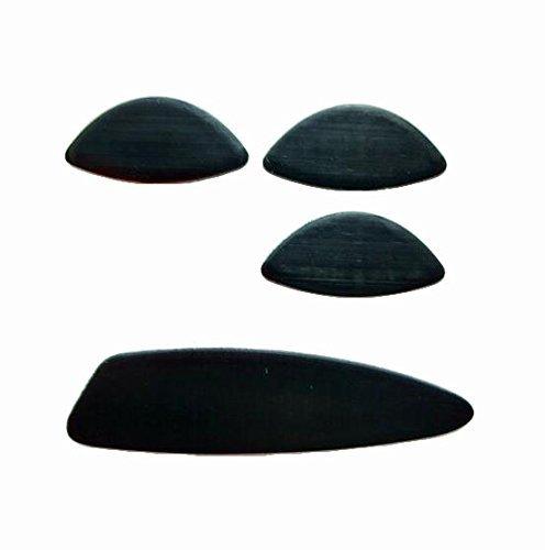 Generic Mouse Skatez Pro Logitech Performance / Revolution MX (2 sets of replacement feet)