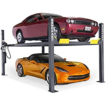 Image result for Automotive 4-Post Lifts