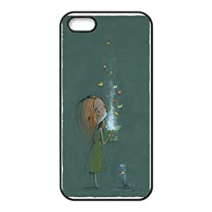 Wholesale beautiful butterfly Case Cover Best For Apple Iphone 5 5S Cases KJNT-L479132