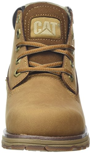 Caterpillar Unisex-Kinder Founder Chukka Boots Braun (Kids Bronze Brown_00)