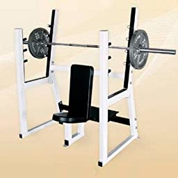 Commercial Olympic Shoulder Press Upper Body Gym