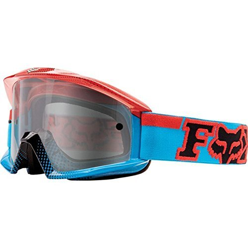 Fox Racing MAIN Goggle - Imperial Black Blue Grey - Eyewear Imperial