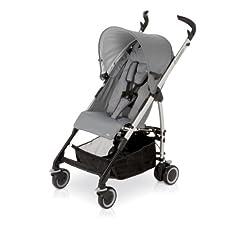 Stroller-Steel-Grey