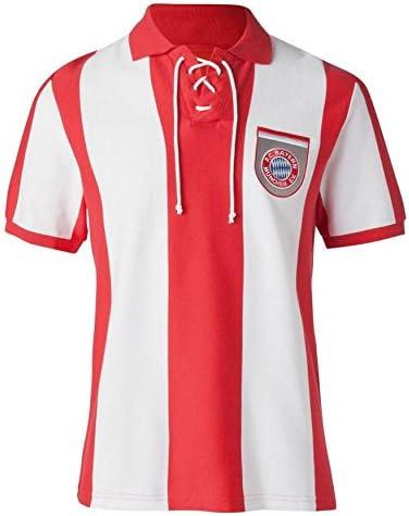 FC Bayern Múnich 14469 - Camiseta, diseño retro Talla:small ...