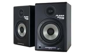 Alesis M1Active 520 USB Nearfield Studio Monitors with USB Audio Interface