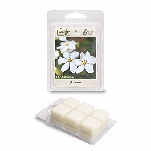 Country Jar Gardenia Wax Melts (2.75 oz. / 6-Cube Pack) Sale! 20% Off 3 or More Items!