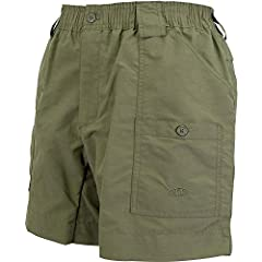 The Original AFTCO Fishing Short Cut for comfort and designed for the most demanding wear, the M01 (or M102 for some old-timers) is the Fishing Short. Made from rugged 3-ply Dupont lightweight Supplex nylon and treated with a stain resistant ...