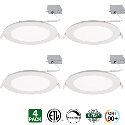 Led Recessed Lighting Junction Box - 4