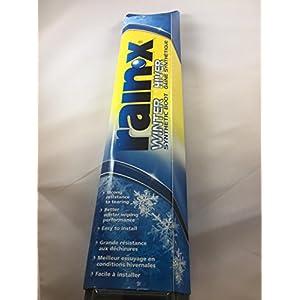"Rain-X 5074949 Winter Wiper Blade, 18"" (Pack of 1)"