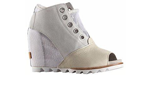 Boots 9 SOREL Salt Toe Joanie Open Wedge Elk Mesh Sea Women's fvqx4vPwY
