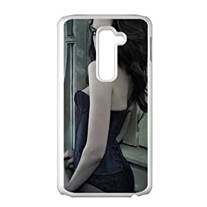 SVF Anne Hathaway Design Pesonalized Creative Phone Case For LG G2