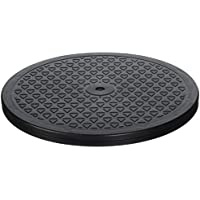 LapWorks 15 Heavy Duty Swivel - With Steel Ball Bearings for Indoor/Outdoor Use With Flat Panel Monitors and Big Screen Tvs