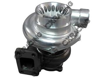 cxracing GT30 gt3071r rodamientos de bolas CNC rueda Turbo cargador T3 0,63 Ar: Amazon.es: Coche y moto