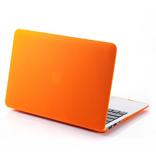 HQF® Frosted Matte Shell Case, Ultra-thin Rubberized Silky-Smooth Protective Hard Shell Case Cover for 12