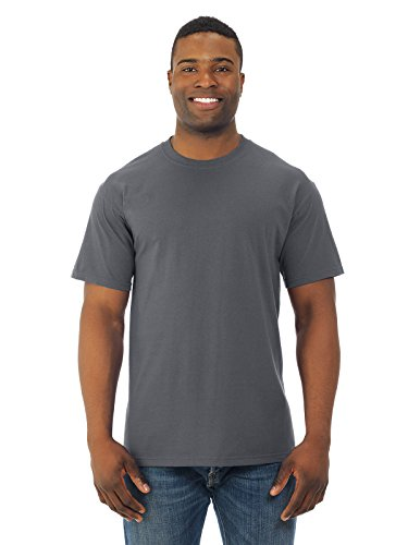 Fruit Of The Loom 3931 5 Oz., 100% Heavy Cotton Hd T-shirt CHARCOAL GREY XX-Large