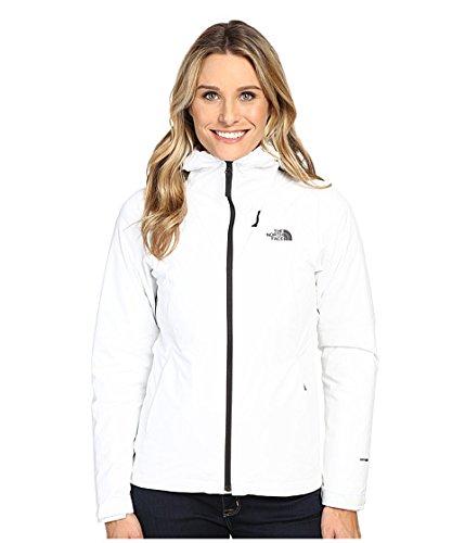 (ザノースフェイス) THE NORTH FACE レディースコートジャケットアウター ThermoBall TriclimateR Jacket [並行輸入品] B06WRR3X3X XL (XL)|TNF White TNF White XL (XL)