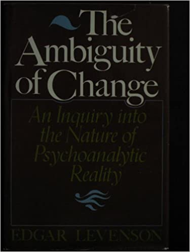 Book Ambiguity of Change