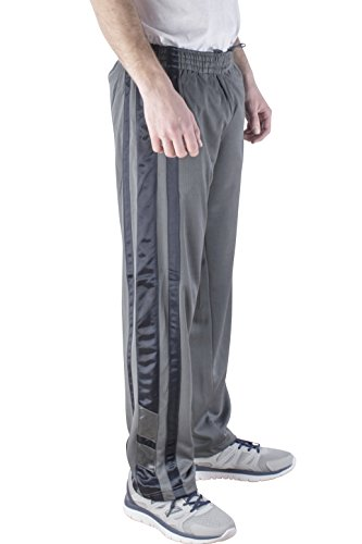 polyester running pants - 8