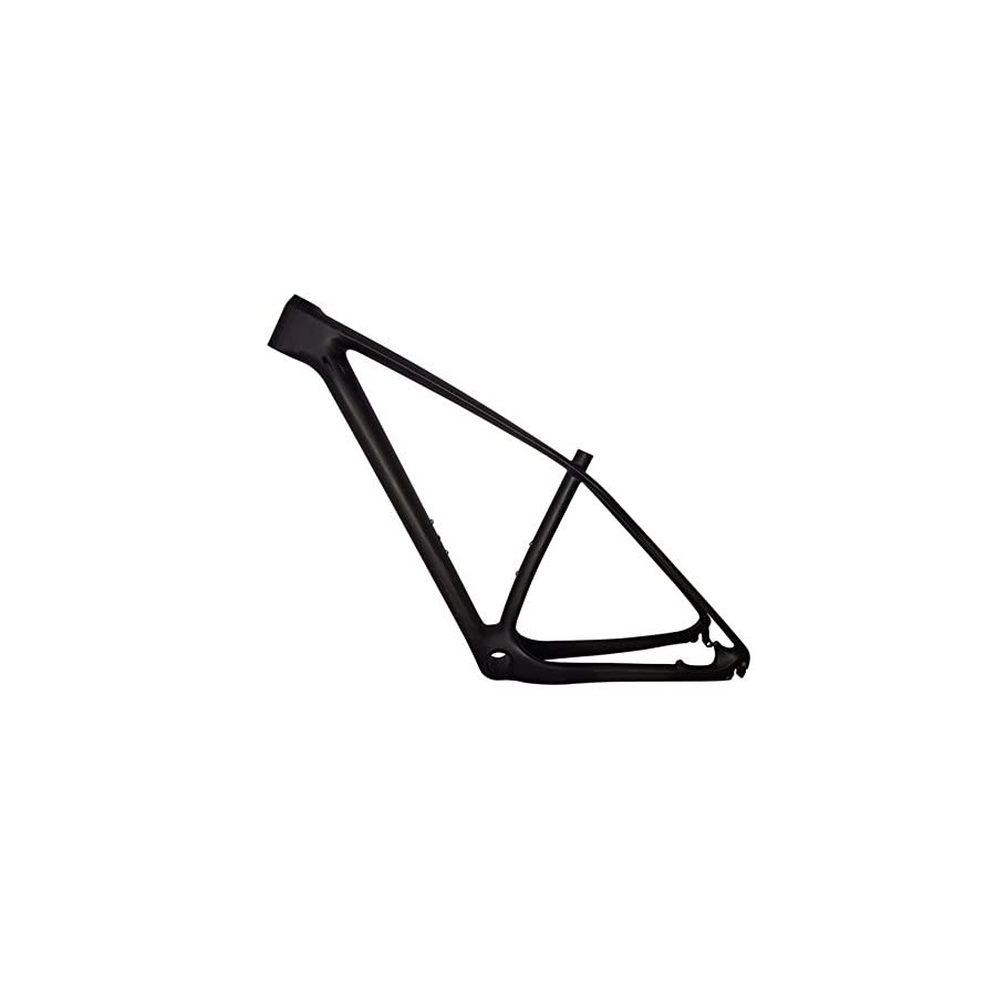 Fasteam UD Matt MTB bike 29er 19'' Carbon Frame 142x12 Thru Axle MTB Carbon Frame 135x9 with Specialized Quick Release