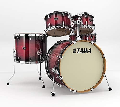 【国内正規品】 TAMA タマ ドラムセット VP52KRS-TRB シルバースター