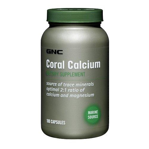 GNC Marine Source calcium de