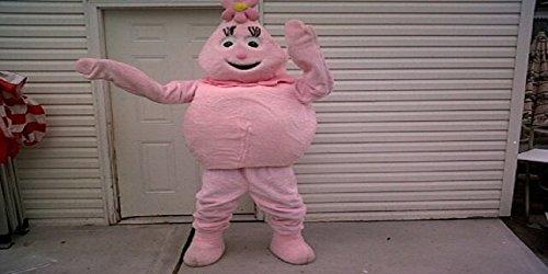 Foofa Mascot Costume (Mascot Costume Rentals)