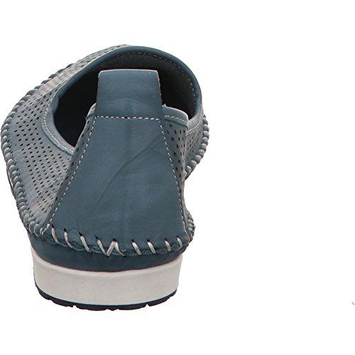 Andrea Conti 0021534 Damen Slipper Jeans