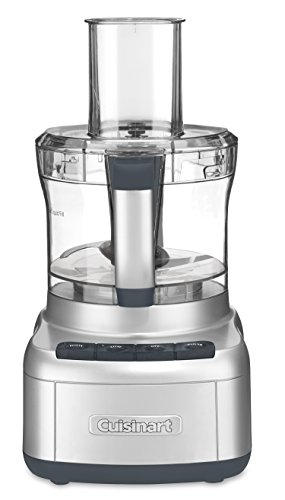 Review Cuisinart FP-8SV Elemental 8-Cup Food Processor, Silver