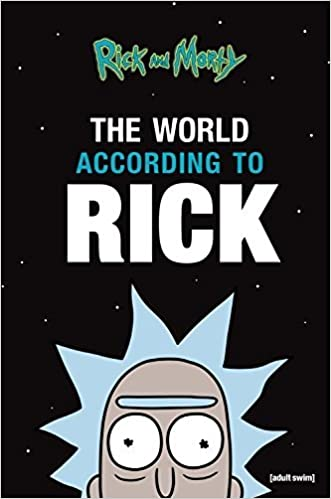 Rick and Morty: The World According to Rick Idioma Inglés ...