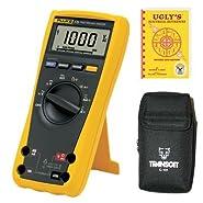 175 ESFP, CAT IV, CAT III, 1,000 VAC/VDC, Digital True RMS Auto Ranging Manual Ranging Multimeter
