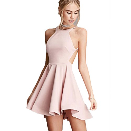 Pink Homecoming Dresses - 1