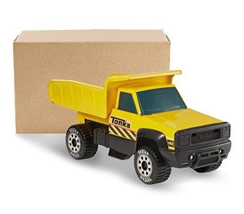 Tonka Steel Classic Quarry Dump - Pickup Tonka Truck