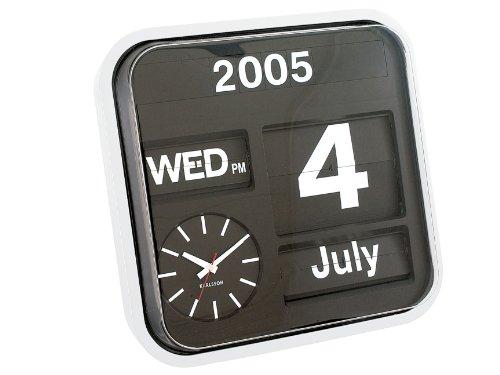 Karlsson Flip Clock (Karlsson Calendar Clock Big Flip,)
