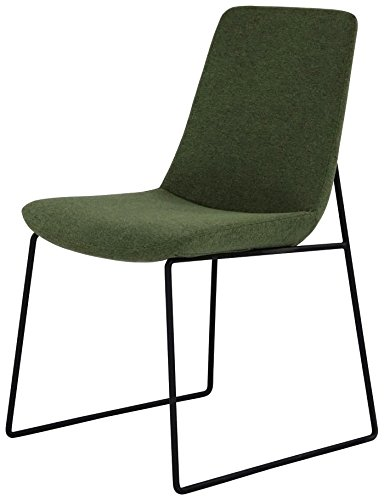 Cheap Moe's Home Collection Roth Dining Chair (Set of 2), Green
