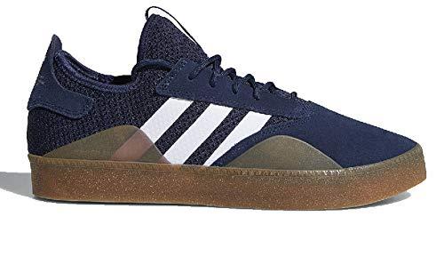 adidas 3ST.001 Men's Skate Shoes (10 D(M) US, Navy/White/Gum) ()